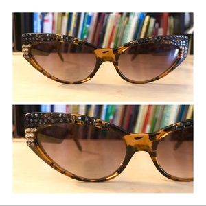 Vintage CARITA Sunglasses Paris, France